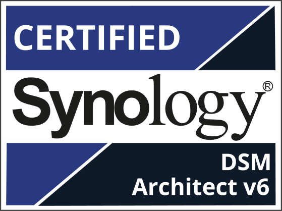 Certified Synology Architect